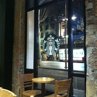Photo taken at Starbucks by Aleksandr on 11/13/2012