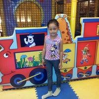 Photo taken at Fun World by Mawan R. on 10/21/2012