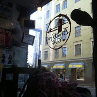 Photo taken at Brooklyn Cafe by Стас on 3/16/2013