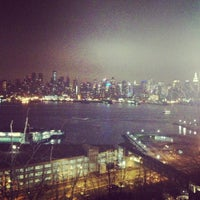 Photo taken at Hoboken, NJ by Taha on 2/23/2013