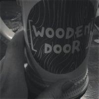 Снимок сделан в Wooden Door пользователем Мария С. 2/23/2013