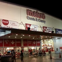 Photo taken at Makro Cash and Carry by Alex G. on 2/24/2013