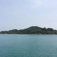 Photo taken at Selat Sunda by mozimoshi on 8/8/2014