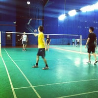 Photo taken at The Challenger Sports Centre by Kok-kong N. on 3/10/2013