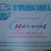 Photo taken at CV. TBSA - Hexsoul by Win P. on 10/20/2014