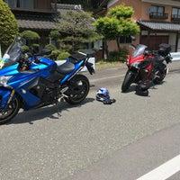 Photo taken at 堀越峠 by 餌付師  GSX-S1000F on 5/4/2018
