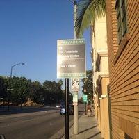 Photo taken at Pasadena Ferrari Show by Sander A. on 6/7/2014