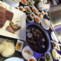 Foto tirada no(a) Korean BBQ гриль por Marishka em 1/3/2016