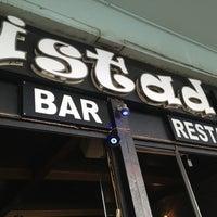 6/12/2013 tarihinde Senolziyaretçi tarafından Galata Ustad Cafe&Bar'de çekilen fotoğraf