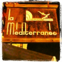 Photo taken at La Mediterranee by Bruno C. on 6/9/2013
