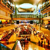Photo taken at Dubai International Airport (DXB) by Vincenzo B. on 10/28/2013
