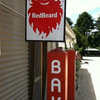 Photo taken at Red Beard Bakery by Pete W on 11/8/2012