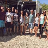 8/27/2017 tarihinde Ayşe D.ziyaretçi tarafından Real Rafting'de çekilen fotoğraf
