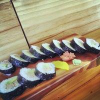 Photo taken at Dong Hae Sushi Bar by Mila N. on 2/4/2013