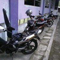 Photo taken at STMIK AMIKOM Yogyakarta by Yusuf A. on 12/4/2012