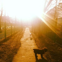 Photo taken at Стадион by Mary on 3/23/2014
