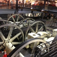 Photo taken at San Francisco Cable Car Museum by Kristina P. on 5/26/2013