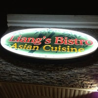 Photo taken at Liang's Bistro by Peter B. on 12/25/2012
