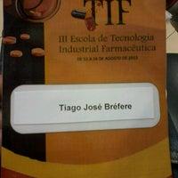Photo taken at Faculdade de Farmácia - UFRJ by Tiago B. on 8/12/2013