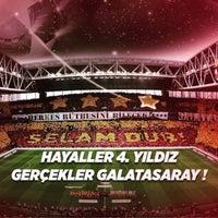 Photo taken at Galatasaray Şampiyonluk Kutlamaları by 👉🏼 ©©® 👈🏼 Cahit CEYLAN on 5/25/2015