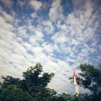 Photo taken at SMA Negeri 11 Bandung by Krisna F. on 2/25/2013