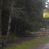 Photo taken at велодорожка в Репино by melkuj on 6/30/2013