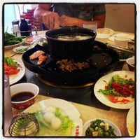 Photo taken at Cocary Shabu Shabu BBQ by Linda L. on 6/18/2013