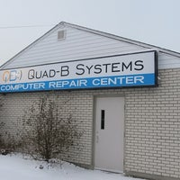 Photo taken at Quad-B Systems by Quad-B Systems on 12/16/2014