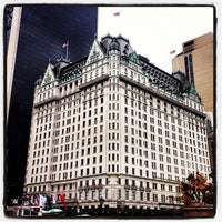 Photo taken at The Plaza Hotel by Robin on 10/5/2012