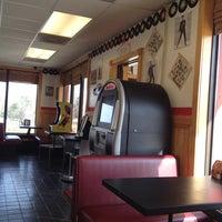 Photo taken at back n time diner by Landree B. on 12/4/2013