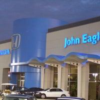 ... Photo Taken At John Eagle Honda Of Houston By John Eagle Honda Of  Houston On 3 ...