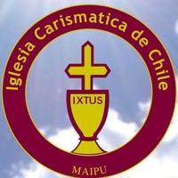 Photo taken at Iglesia Carismática De Chile En Maipu by Robin M. on 7/14/2013