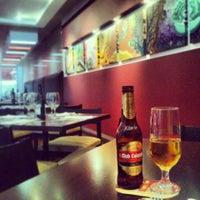 Photo taken at Karal Peruvian Cuisine by Katiuska P. on 7/22/2013