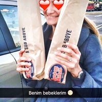 Photo taken at Jersey Mike's Subs by Gülen Y. on 2/29/2016