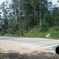 Photo taken at Rest Area Bukit Soeharto by Ambar T. on 10/14/2013
