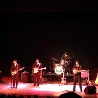 Photo taken at Teatro Fernando Torres by Henrique B. on 8/8/2014