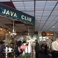 Photo taken at Theo's Java Club by Joanna K. on 3/29/2013