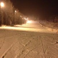 รูปภาพถ่ายที่ Тёплая Гора โดย Кристина เมื่อ 12/16/2012