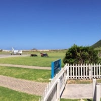 Photo taken at Lord Howe Island Airport (LDH) by Richard P. on 1/5/2014