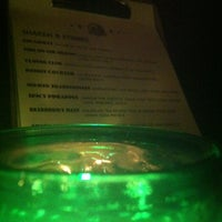 Photo taken at Alley Bar by Ian on 9/20/2012
