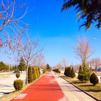 Photo taken at Yürüyüş Parkuru by Öner on 3/11/2017