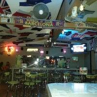 Photo taken at La Deportiva Charlie's Bar by Daniels V. on 10/31/2012