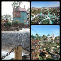 Photo taken at Castles N' Coasters by LNKR on 12/27/2012