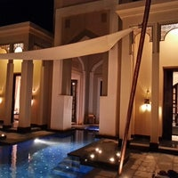 Photo taken at Al Areen Palace & Spa by Abdul Rahman A. on 4/12/2013