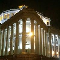 Photo taken at Центральный академический театр Российской армии by Ирина К. on 11/16/2012