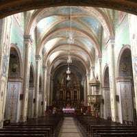 Foto tomada en Iglesia de San Agustín por Mike C. el 12/4/2012