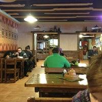 Photo taken at Пиріжкова Хата by Eugene on 2/4/2013