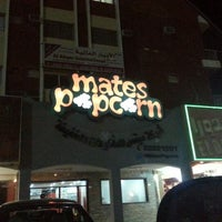 Photo taken at Mates Popcorn by Ahmed S. A. on 9/22/2012