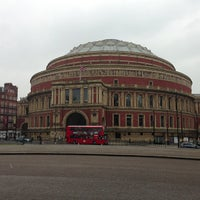 Foto scattata a Royal Albert Hall da Boosaif A. il 4/4/2013