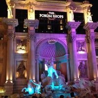 Photo taken at The Forum Shops at Caesars by 🎌 on 4/2/2013